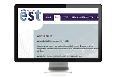 website ~ Van der Est