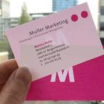 huisstijl ~ Muller Marketing