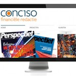 WordPress website ~ Conciso