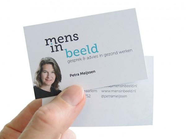 logo ~ Mens in Beeld