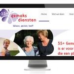 WordPress website ~ 55+ Gemaksdiensten