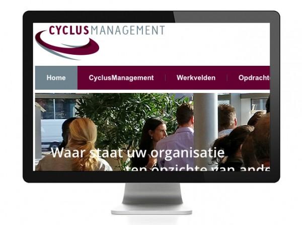 wordpress-website CyclusManagement